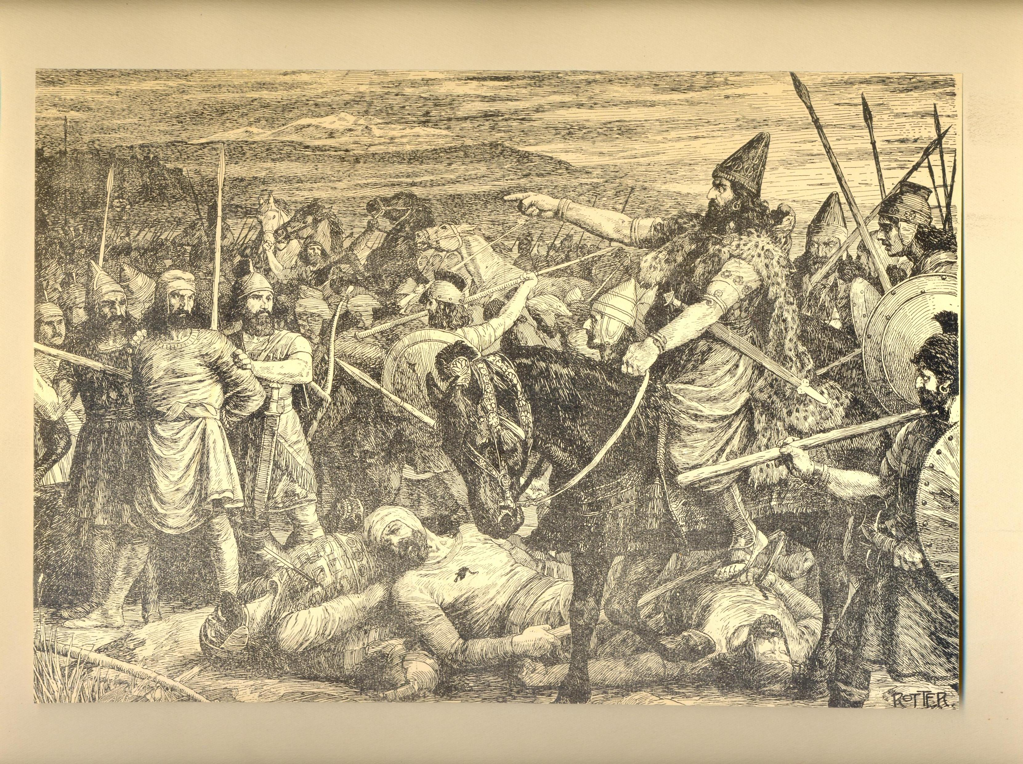 История Армении_Роттер_2_Арам и Нюкар Мадес