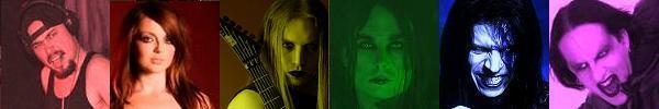 Cradle of Filth is Black Metal love