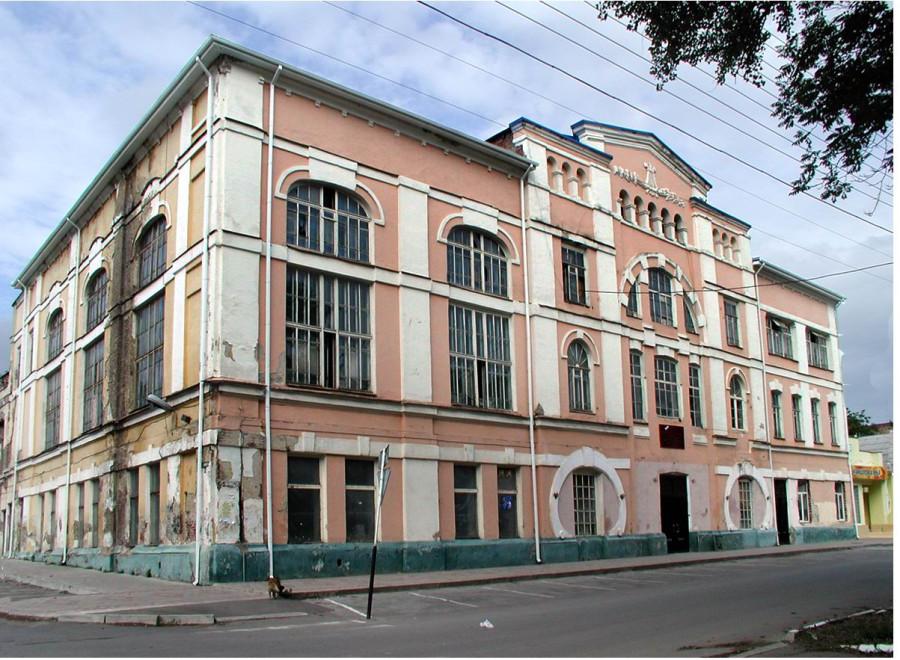 Комсомольская,126; угол Дзержинского,58