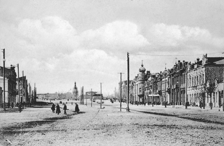 Проспект  1911 г.