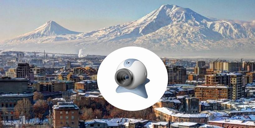 Веб-Камеры онлайн в Ереване и Цахкадзоре