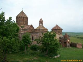 Монастырь Арич