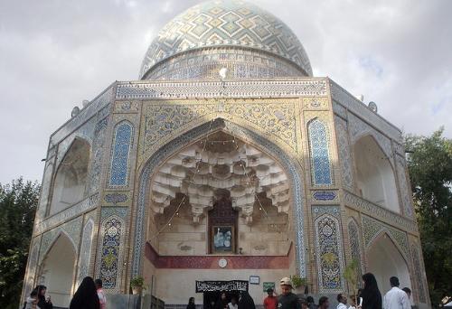 Qadamgah-of-Imam-Ali-Reza-out-side