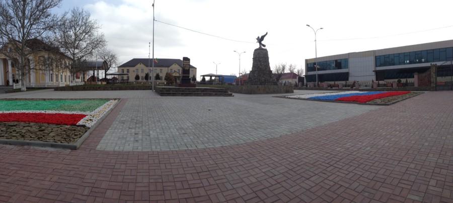 картинки шелковской район