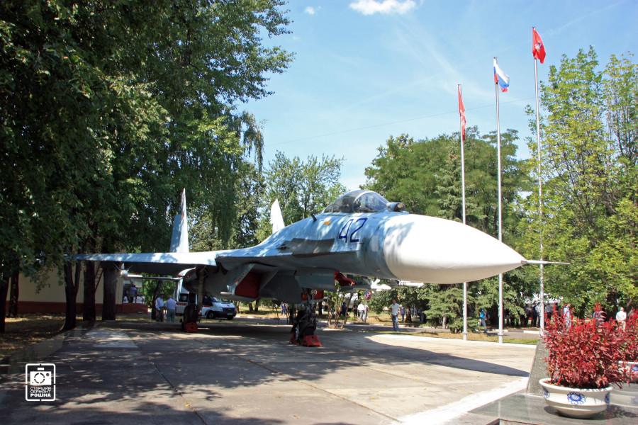 Су-7Б 001+