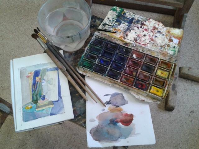 Один день студентки-художника 2013-03-19 09.44.46