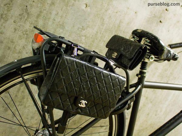 chanel fiets