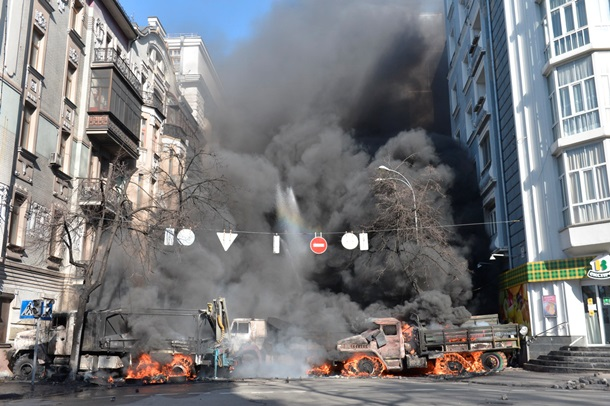 оппозиция украины