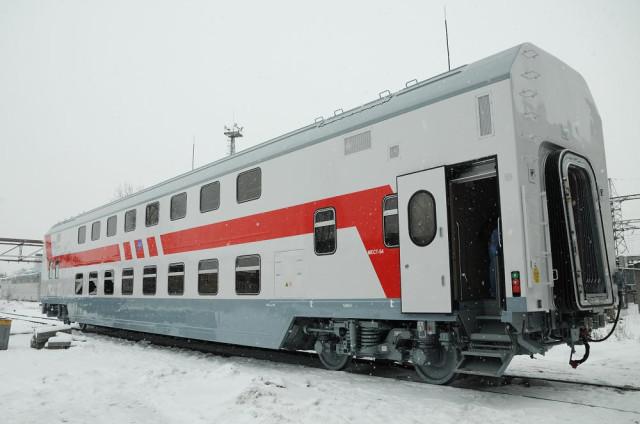 Пост про двухэтажные вагоны 2