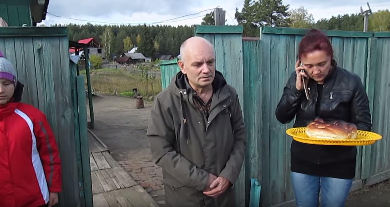 выеб русскую пожилую