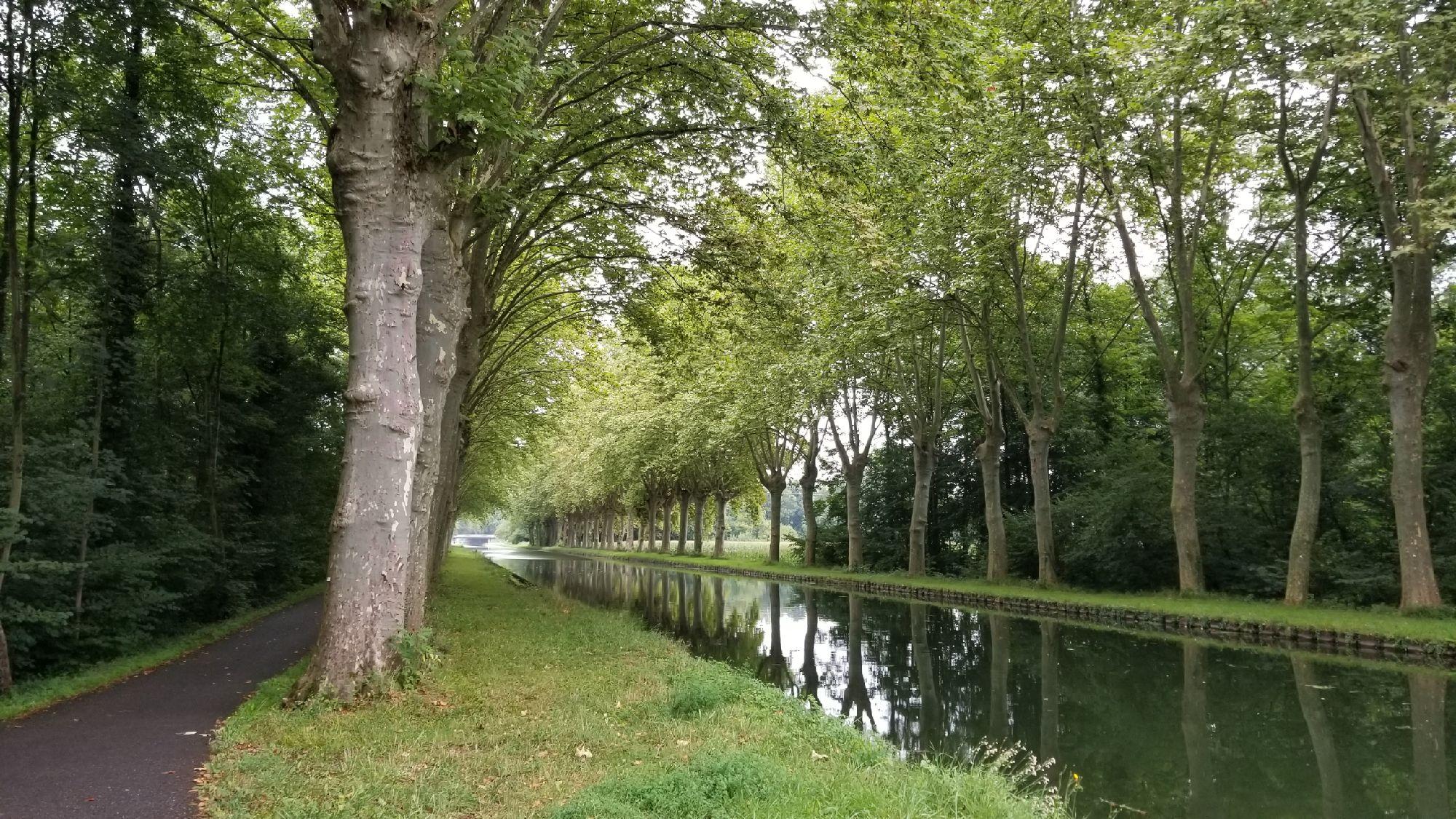 Канал Рейн - Рона