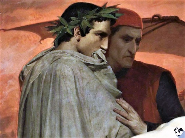 Dante-Virgilio-William-Adolphe-Bouguereau-dettaglio-768x574