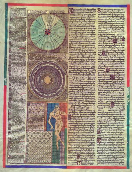 Catalan Atlas 1375 Panel1 Cosmography