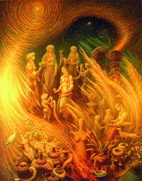 14. поминовение Предков