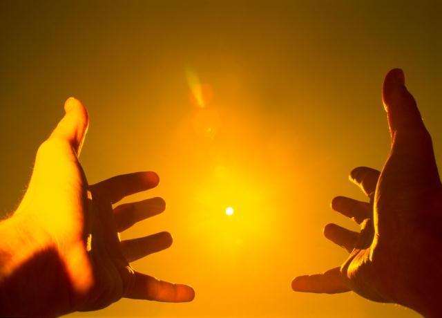 13-А. притянуть силу солнца