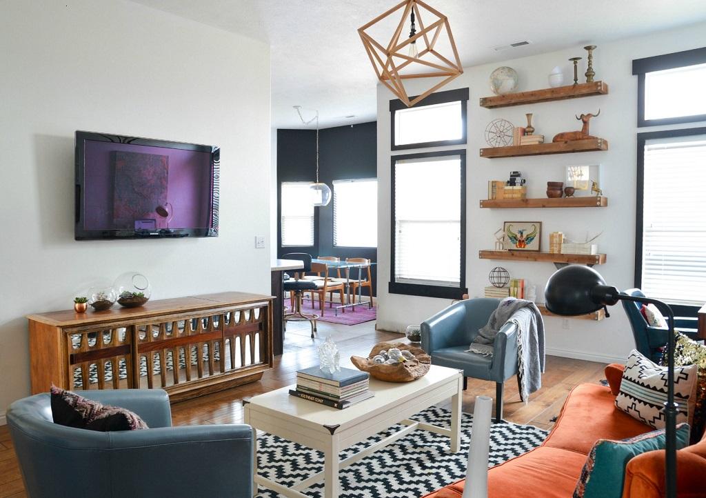 1-Vintage-Stereo-Cabinet-Living-Room-Makeover-@-Vintage-Revivals