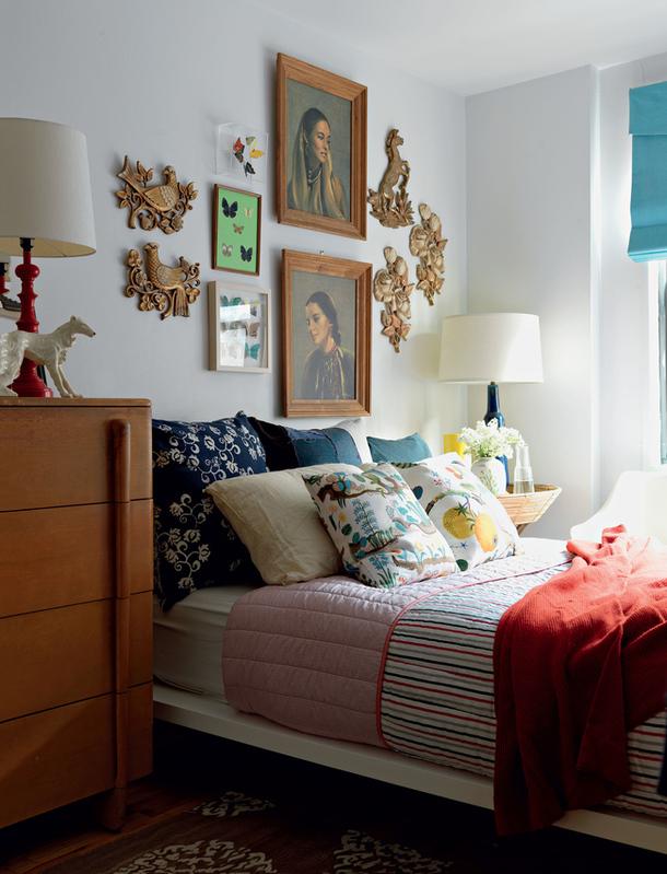 Квартира в Нью-Йорке, 25 кв. м