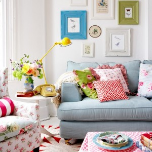 colourful eclectic_