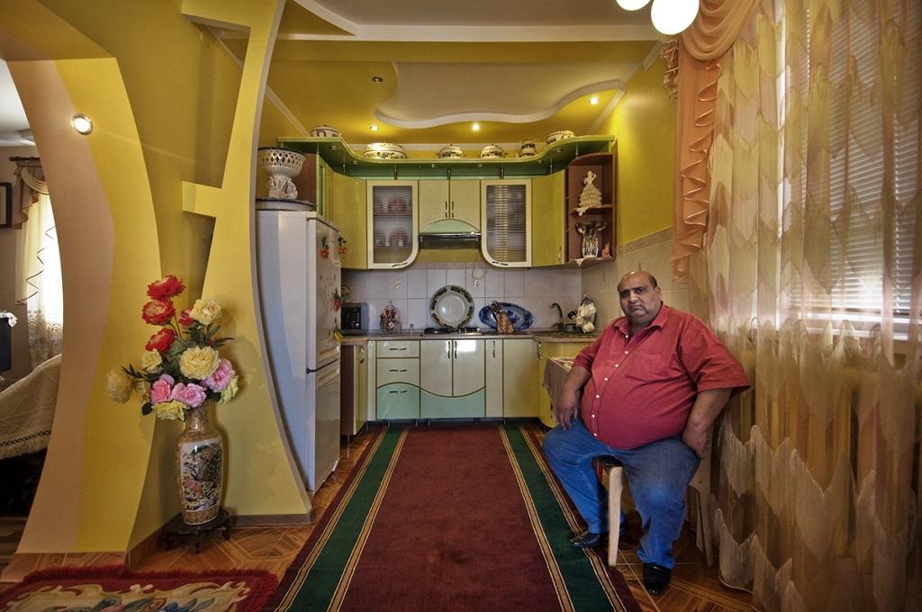 использовать дома богатых цыган фото способом медь дыр