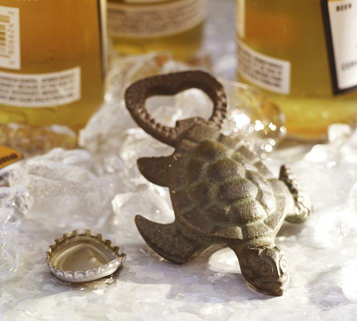 открывалка для бутылок черепашка