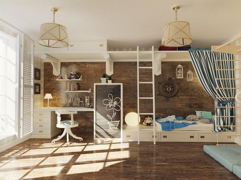 2_Nautical-Interior-Design-for-Girls-Room