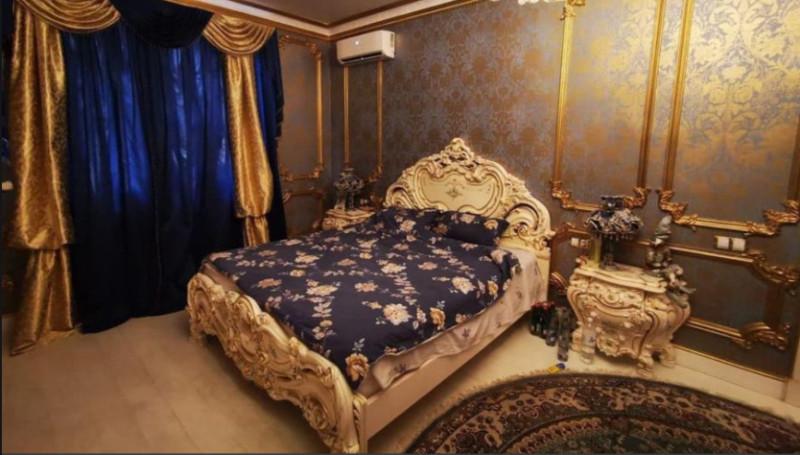 Спальня полковника