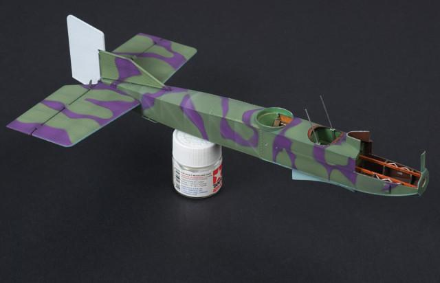 Junkers J.1 Fuselage, view 2
