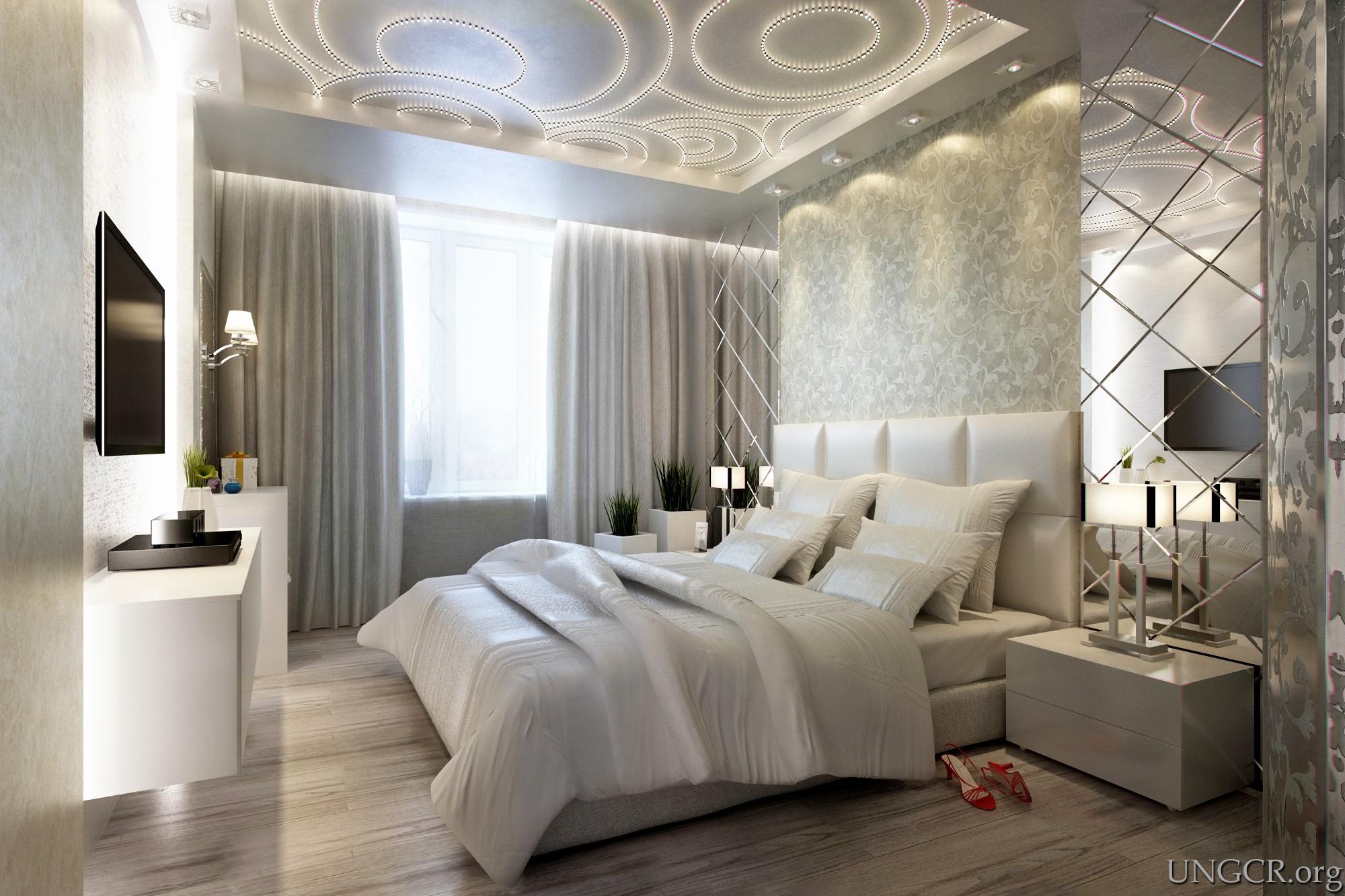 Арт деко спальня дизайн