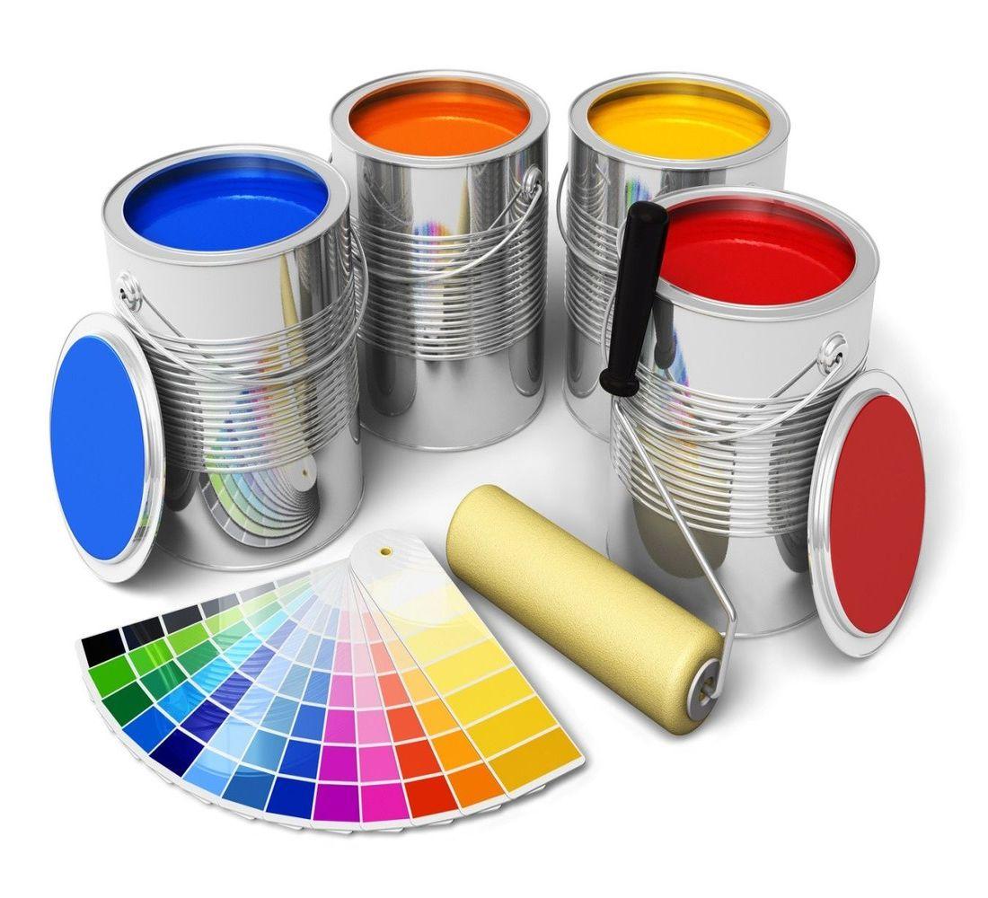 Выбираем краску для покраски стен в квартире