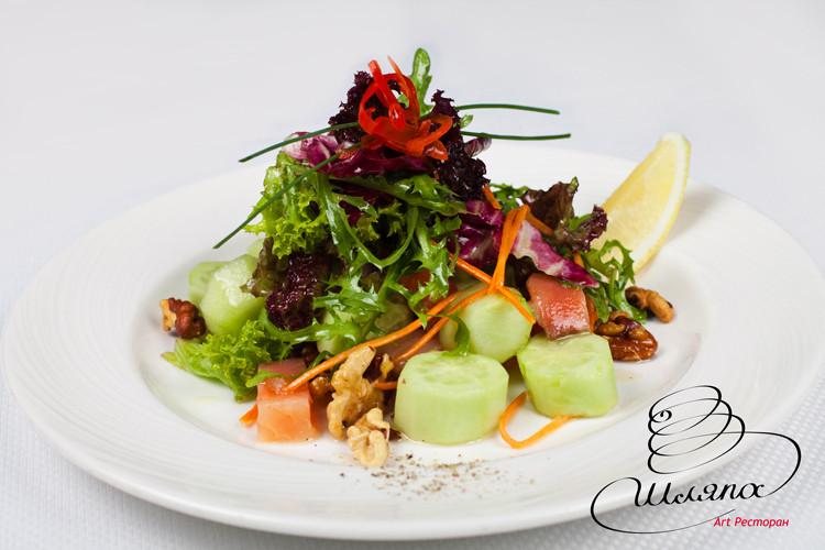 летние салаты рецепты с фото для кафе