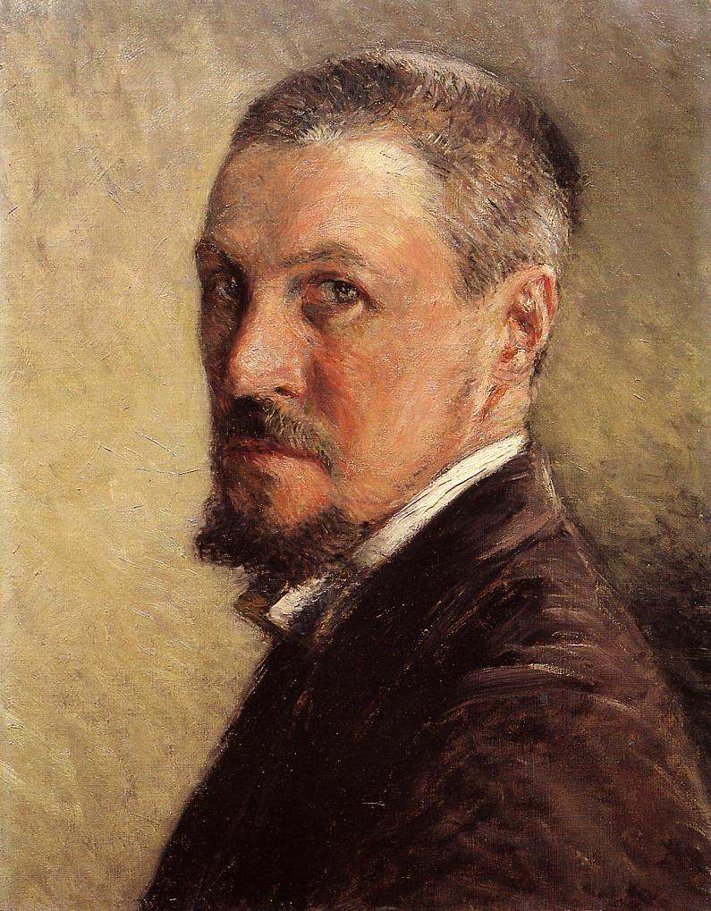 Self Portrait  -  1888 - 1889