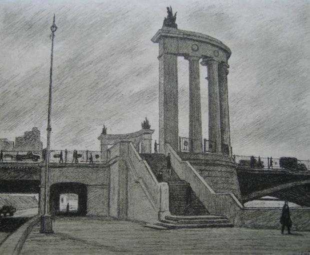 Бородинский мост(1956)