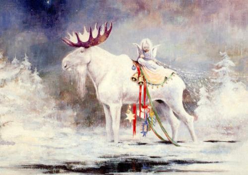 white-moose
