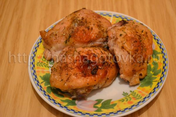Фото для вкусной курицы