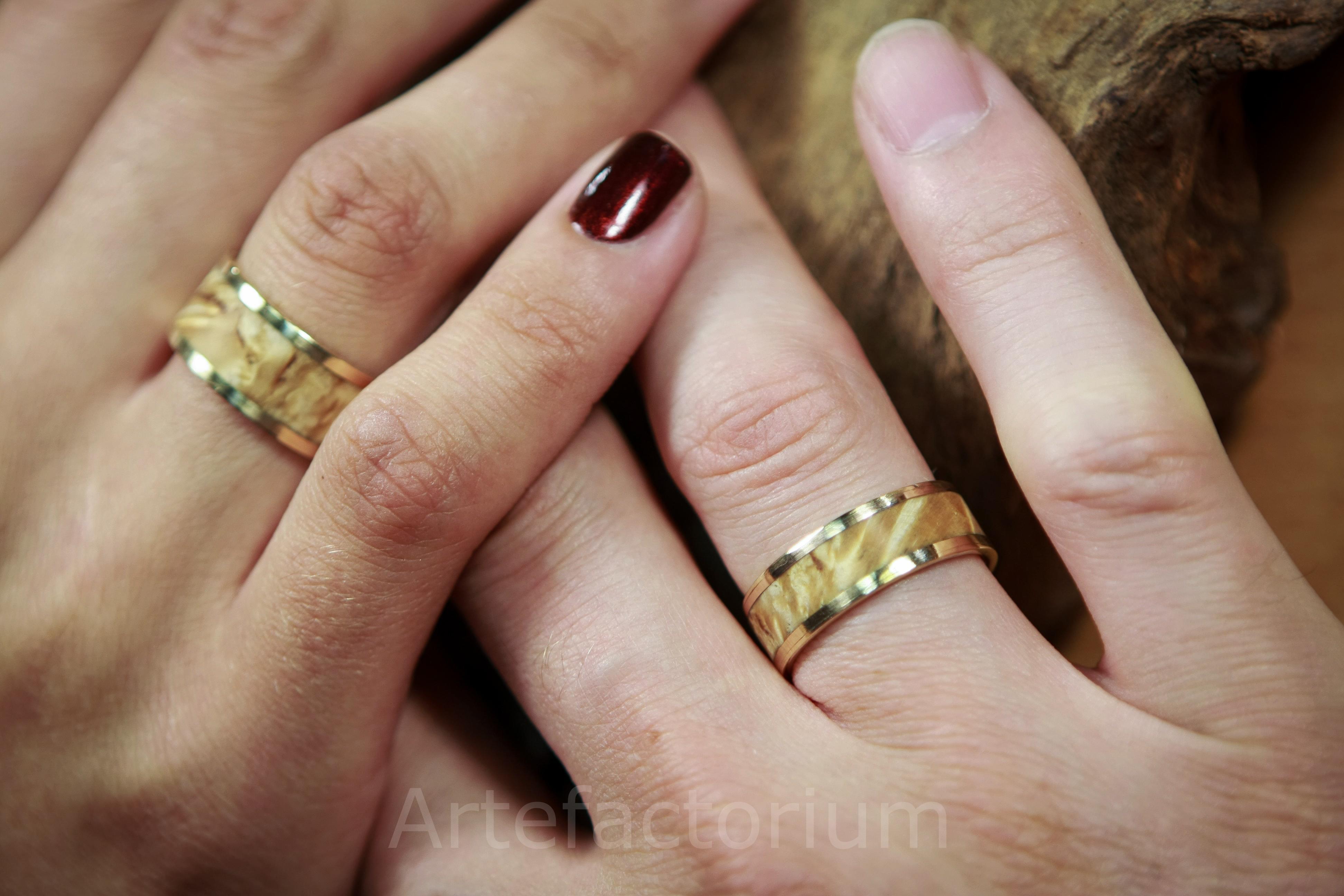 Оригинальное кольцо своими руками фото 918