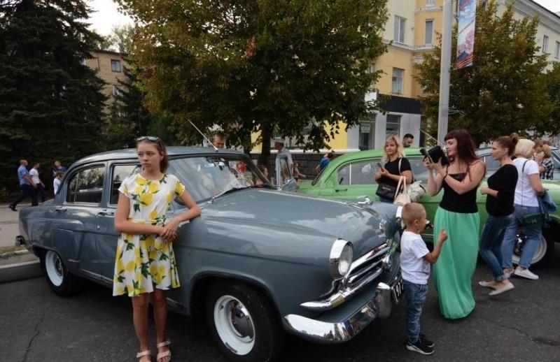 На праздновании дня города (с) фото с паблика ВК Типичная Макеевка