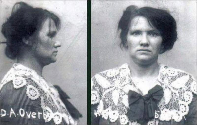 """Магдалена Солис, серийный убийца- вампир из Мексики. Тоже порождение """"совка""""?"""
