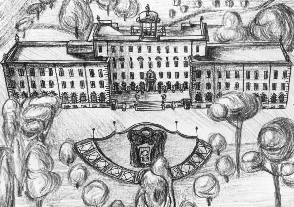 Vatikan, dvorec gubernatorstva