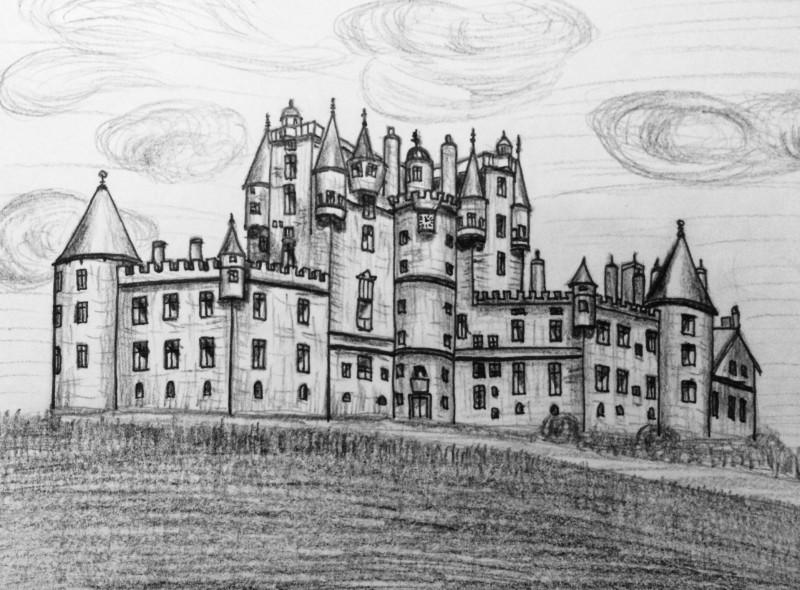 Scotisch castle