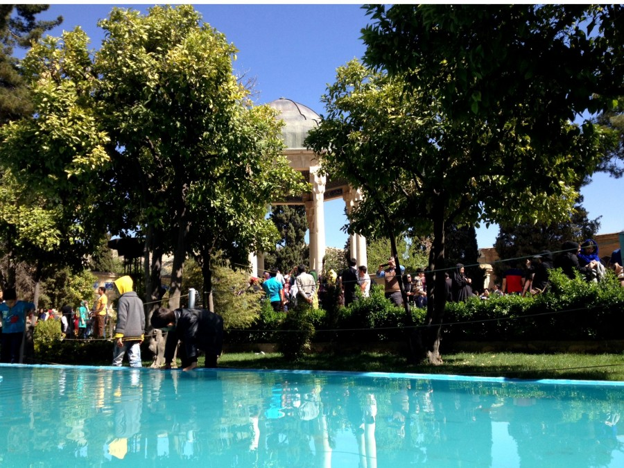 hafesieh, musalla garden