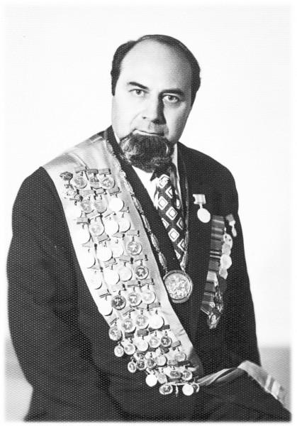 Воробьев Аркадий Никитич 3