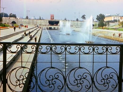 Плотинка 1970-е гг.