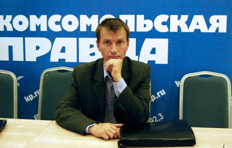 1 - Алексей Банников