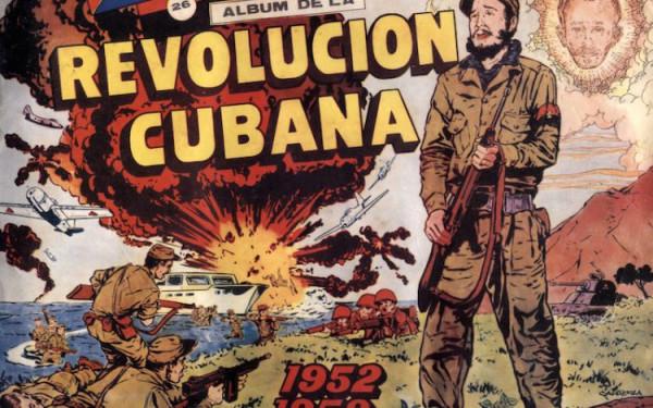 Кубинская революция открытки 69