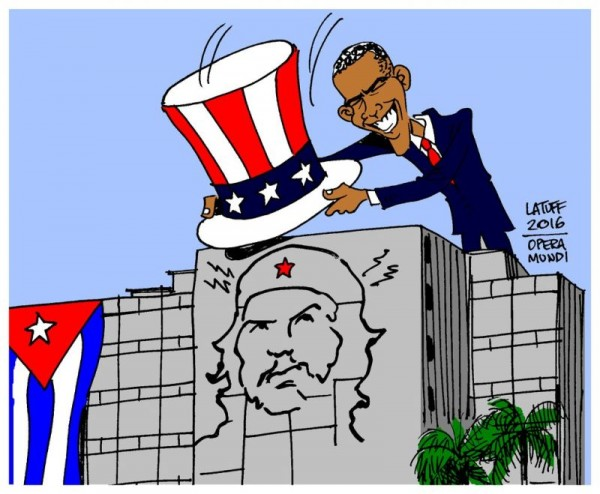 us imperialism and the cuban revolution In addition, cuban nationalists rallied that the nation martí yearned for failed to materialize when four years later the united states intervened in cuba and after their victory in the spanish-american war imposed the platt amendment in the cuban constitution of 1902.