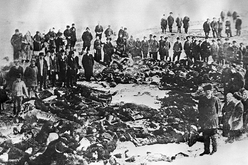 105 лет назад. Ленский расстрел рабочих