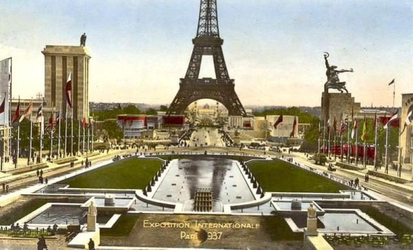 """80 лет назад. """"Битва идей"""" на Всемирной выставке в Париже"""