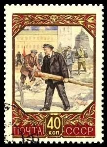 brevno005_В. Иванов. В.И.Ленин на субботнике в Кремле..jpeg