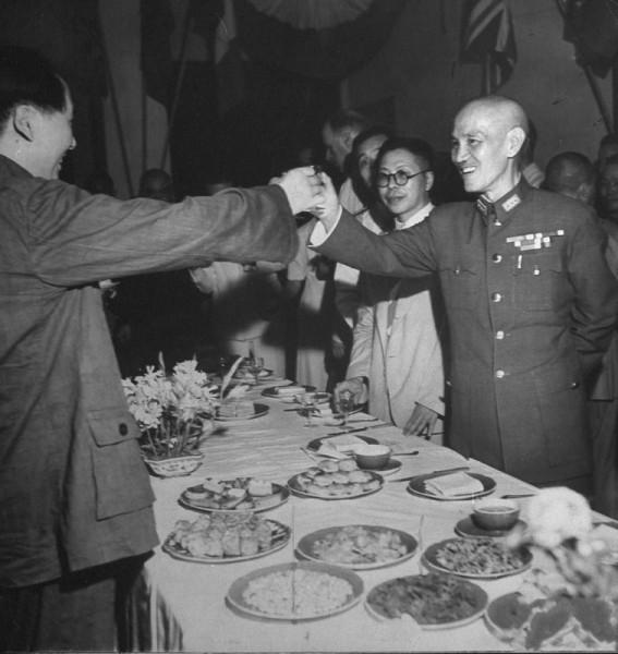 Об одной фотографии Мао