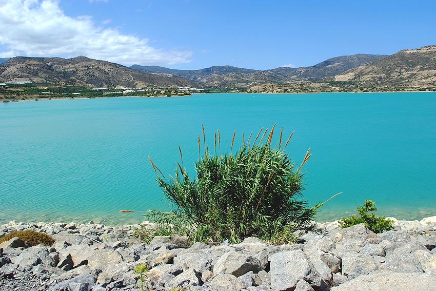 Озеро Крит